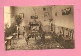 C.P Wiers Lez Callenelle  :  Pensionnat  St  Joseph    :  Un  Parloir - Peruwelz