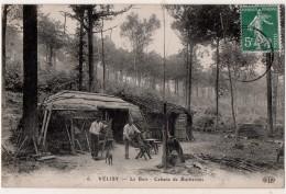 Vélizy Le Bois Cabane De Bucherons - Velizy