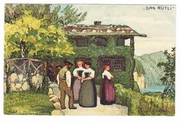 1913   CARTE FETE NATIONALE N° 6    CATALOGUE ZUMSTEIN - Suisse