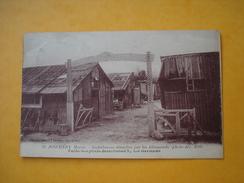 51 -- JONCHERY - AMBULANCES DEMOLIES PAR LES ALLEMANDS -- 1918 - Jonchery-sur-Vesle