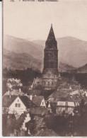 Munster église Protestante - Munster