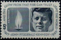 ETATS-UNIS USA  762 ** MNH Mort Du Président JFK John Fitzgerald KENNEDY