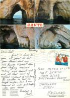 Zakynthos, Greece Postcard Posted 1987 Stamp - Greece