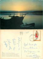 Amvrakikos, Preveza, Greece Postcard Posted 1973 Stamp - Greece
