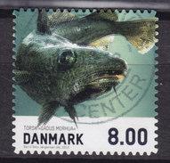 Denmark 2013 Mi. 1726 C    8.00 Kr Fische Fish Torsk Cod (from Booklet) - Dänemark