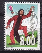 Denmark 2013 Mi. 1734 A    8.00 Kr Childrens TV Hr. Skæg Mr. Beard (from Sheet) Deluxe Cancel !! - Dänemark