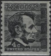 ETATS-UNIS USA  795Aa ** Abraham LINCOLN - United States