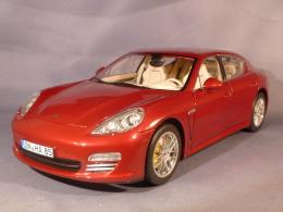 Norev 187618, Porsche Panamera 4S, 2009, 1:18 - Norev