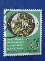 Bund  Mi 141   Gestempelt  ,  Gute Erhaltung - Used Stamps