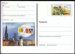 Germany Dusseldorf 1990 / 10th International Youth Philatelic Exhibition - [7] République Fédérale