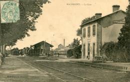 MACHECOUL(LOIRE ATLANTIQUE) GARE(TRAIN) - Machecoul