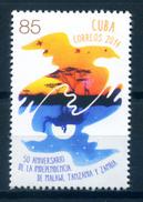 Cuba 2014 / Malawi Tanzania & Zambia Independence MNH / Cu1811  2 - Cuba