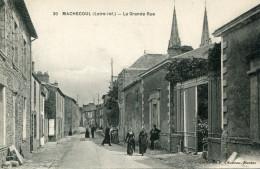MACHECOUL(LOIRE ATLANTIQUE) - Machecoul