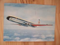 Comet 4B De La British European Airways - 1946-....: Moderne