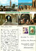 Tanger, Maroc, Morocco Postcard Posted 1986 Stamp - Tanger