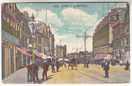 Sheffield, High Street (pk31500) - Sheffield