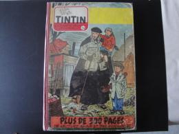 Tintin Album Recueil N° 24 De 1954 Bon Etat - Tintin