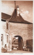 BOUDRY → Ponte Vermondins Mit Kinder, Ca.1930 - NE Neuenburg