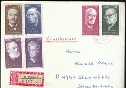 Germany Wismar / Schliemann, Kocor, Neuber, Frank, Tralow - Celebrità