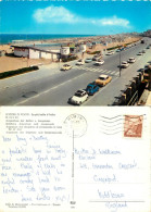 Aquarium Cars, Rimini, RN Rimini, Italy Postcard Posted 1969 Stamp - Rimini