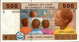 TCHAD Chad 500 FRANCS De 2002  Pick 606 ET 1000 FRANCS DE 2002   UNC/NEUF - Chad