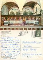 Ghirlandaio, Art Painting Postcard Posted 1988 Stamp - Paintings