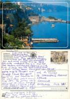 Sorrento, NA Napoli, Italy Postcard Posted 1997 Stamp - Napoli (Naples)