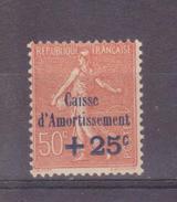 FRANCE  N° 250   NEUF SANS CHARNIERE - Caisse D'Amortissement