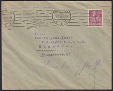 INFLA: DR 241 EF Auf Brief, Stempel: Barmen 28.5.1923 - Deutschland