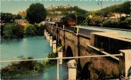 54. LIVERDUN . Le Pont Canal Sur La Moselle . - Liverdun