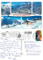 Sainte-Foy-Tarentaise, Savoie, France Postcard Posted 2003 Stamp - France