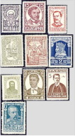 BULGARIA 1929 EVENTS 50 Years Since The BULGARIAN LIBERATION - Fine Set MNH - 1909-45 Königreich