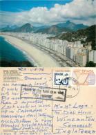 Copacabana, Rio De Janeiro, Brazil Postcard Posted 1976 Stamp - Rio De Janeiro
