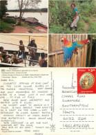 Puerto Tambopata, Peru Postcard Posted 1997 Stamp - Perù