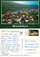 Brattleboro, Vermont, United States US Postcard Posted 2007 Stamp - Altri