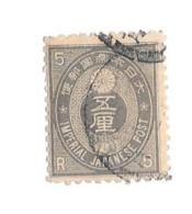 Japan Scott   91 Used F- VF CV 1.00 - Used Stamps