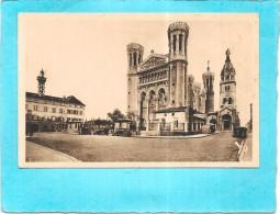 LYON - 69 -  Basilique De Notre Dame De Fourvière -  - ENCH - - Lyon