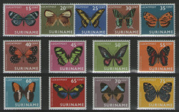 SURINAM:  PA.n°40/52 **        - Cote 11€ - - Surinam ... - 1975