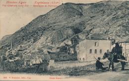 05 - ESPINASSE - Hautes-Alpes - Vue Générale Côté Est - Montagne De Pierrefeu - Otros Municipios