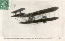 AVIATION(REIMS) - 1914-1918: 1ère Guerre