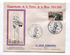 France  SEZANNE   Cinquantenaire De La Victoire De La Marne - France