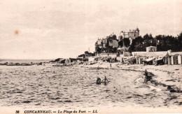 CONCARNEAU -29- LA PLAGE DU FORT - Concarneau