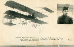 AVIATION(BORDEAUX_MERIGNAC) - 1914-1918: 1ère Guerre