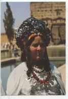 Maroc Infini : Coiffure Des Ait Arra (n°73/1984createc Neuve) Femme Folklore Tradition - Casablanca