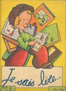 """Livre De Lecture: """"Je Sais Lire"""" De A à Z - Textes De M. Charlier, Illustrations De Max Day - 1944, 24 Pages - Books, Magazines, Comics"""