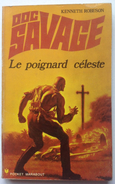 No PAYPAL !! : Kenneth Robeson Doc SAVAGE 31 ( Pocket P 115 ) Le Poignard Céleste , Éo 1973 Marabout TBE++ - Aventure