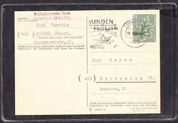 GERMANIA  1963 - Sport - Canottaggio - Canottaggio