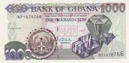 GHANA 1000 CEDIS 2003 P-32i UNC  [GH136b] - Ghana