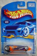 Mattel Hot Wheels : Vulture Roadster - Unclassified