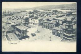 Cpa  Du Chili  Valparaiso   JIP104 - Cile